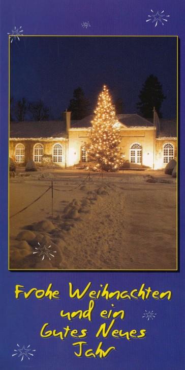 Weihnachtskarte BAD DRIBURG W-5011