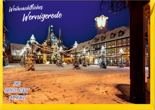 Weihnachten Wernigerode W21