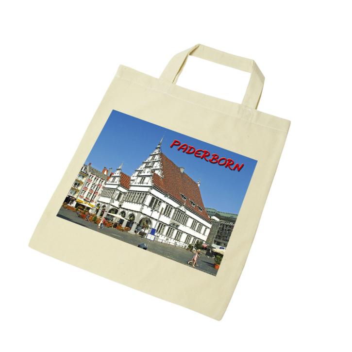 Baumwolltasche Paderborn 01
