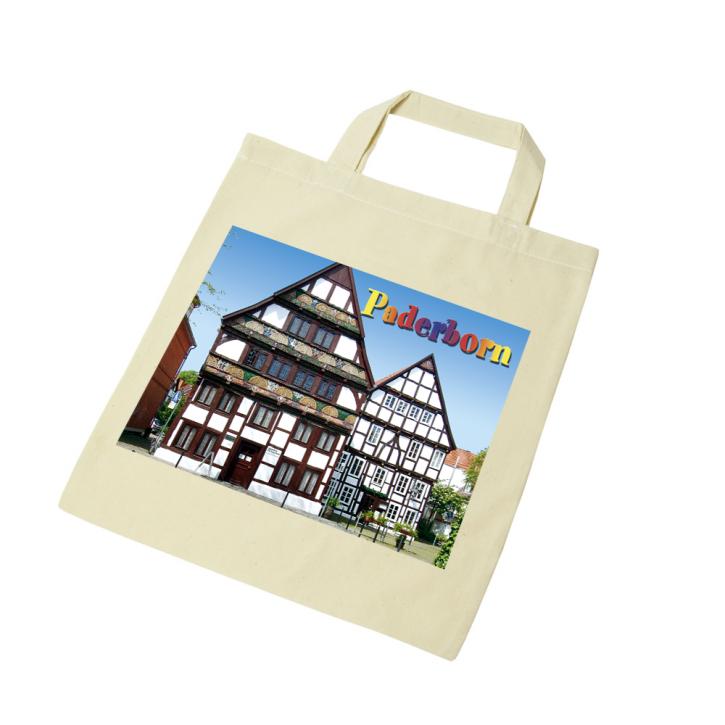 Baumwolltasche Paderborn 05
