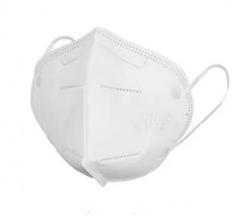 FFP2 Atemschutzmaske zertifiziert nach FFP2-Norm (gefaltet, Modell JFM02)