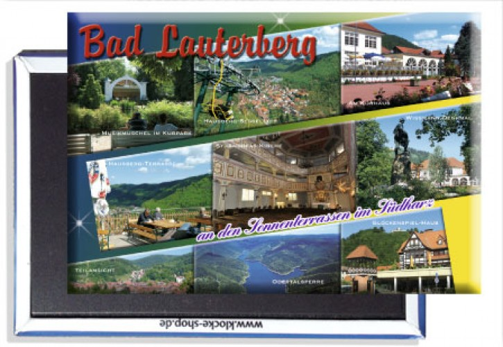 Photo-Magnet Bad Lauterberg 1304