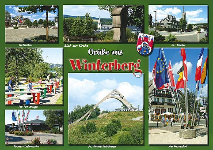 MAXI-CARDS Winterberg 6604