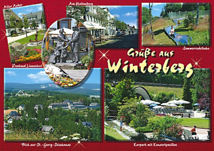 MAXI-CARDS Winterberg 6605
