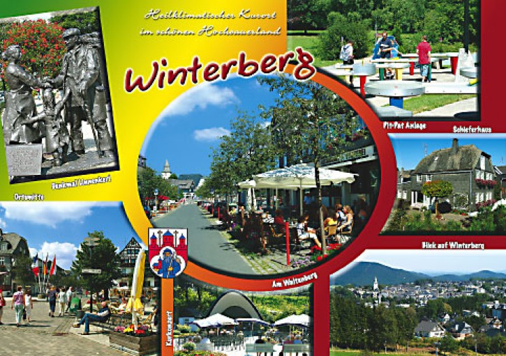 MAXI-CARDS Winterberg 6606