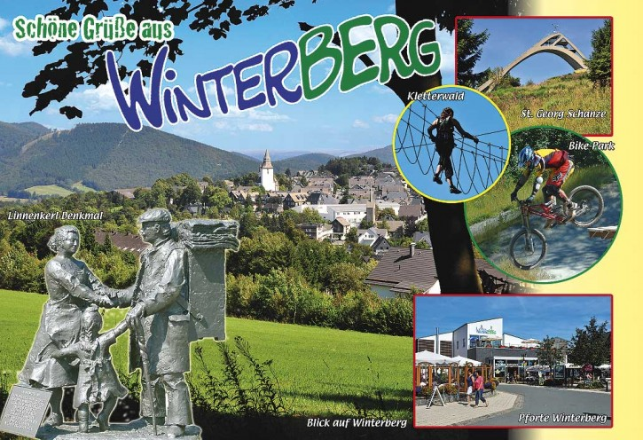 MAXI-CARDS Winterberg 6609