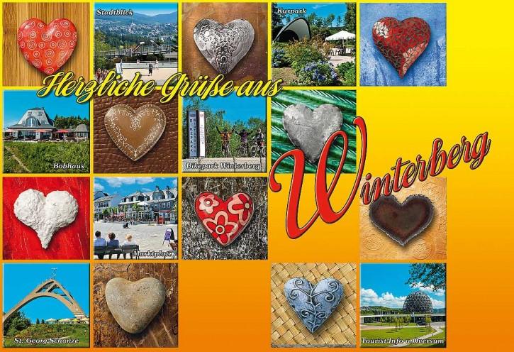 MAXI-CARDS Winterberg 6610