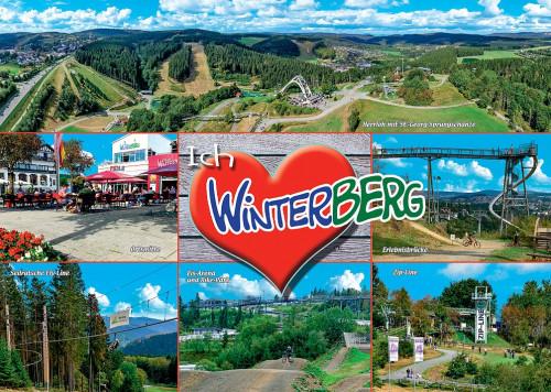 MAXI-CARDS Winterberg 6612