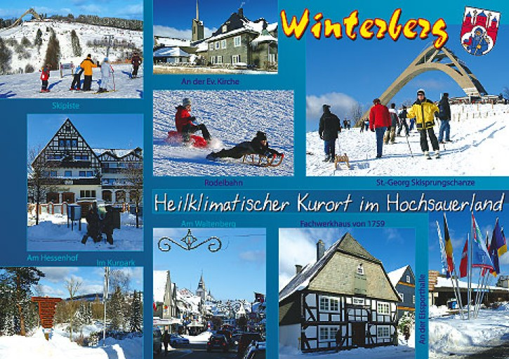 MAXI-CARDS Winterberg 6650