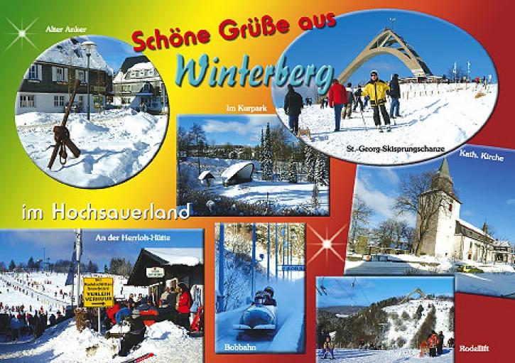 MAXI-CARDS Winterberg 6652