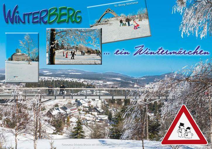 MAXI-CARDS Winterberg 6654