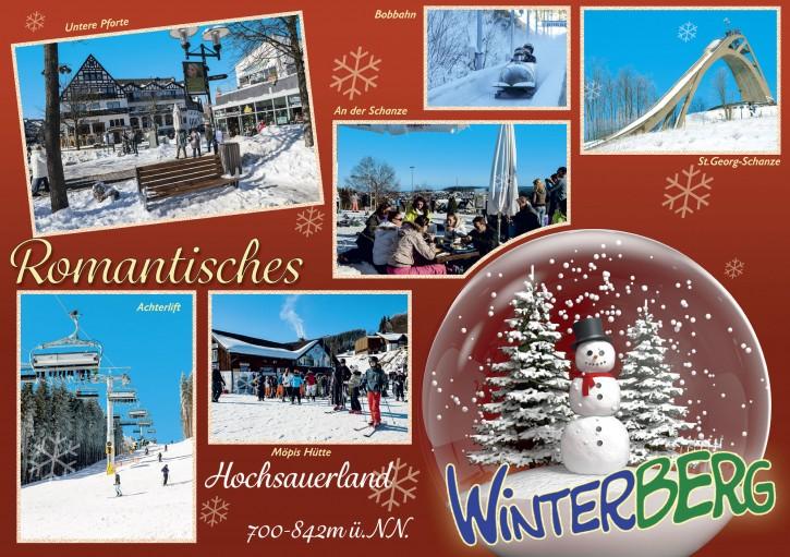 MAXI-CARDS Winterberg 6656