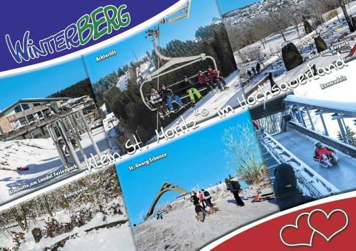 MAXI-CARDS Winterberg 6657