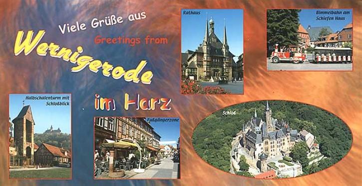 XXL-CARDS Wernigerode 9102