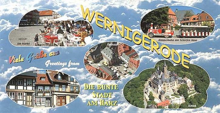 XXL-CARDS Wernigerode 9104