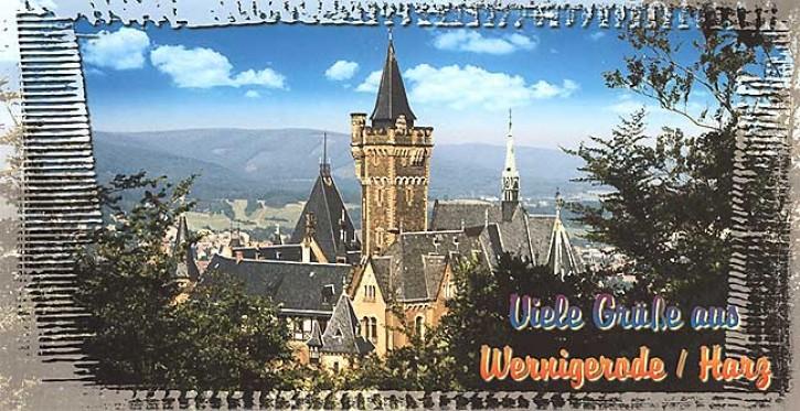 XXL-CARDS Wernigerode 9107