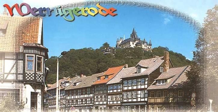XXL-CARDS Wernigerode 9108