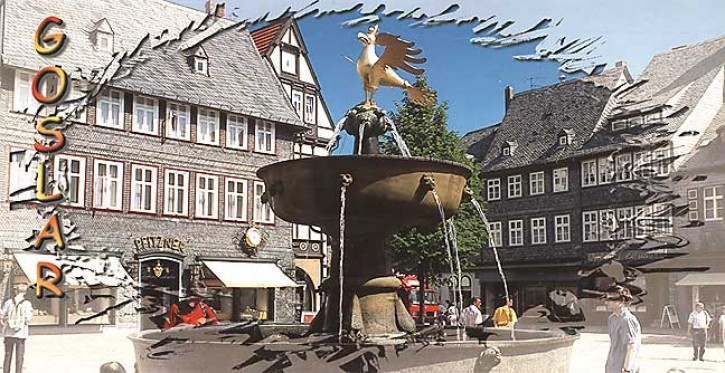XXL-CARDS Goslar 9203