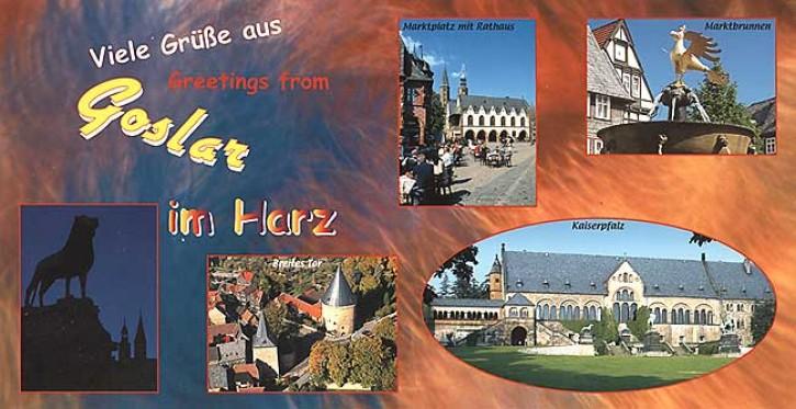 XXL-CARDS Goslar 9207