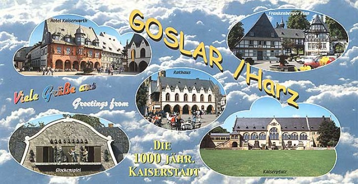 XXL-CARDS Goslar 9209