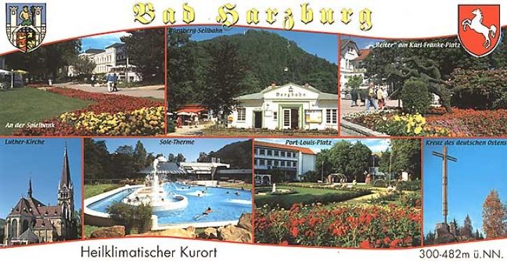XXL-CARDS Bad Harzburg 9508