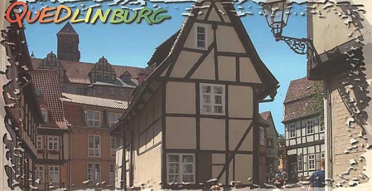 XXL-CARDS Quedlinburg 9707