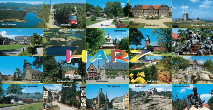 XXL-CARDS Harz 9908