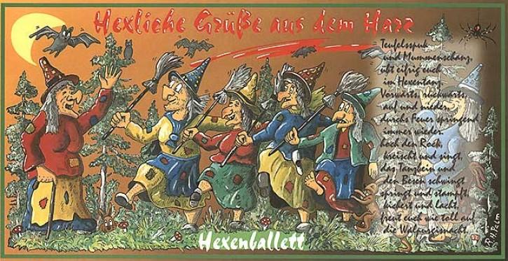 XXL-CARDS Harz 9913