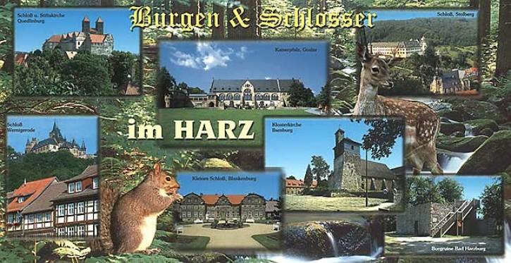 XXL-CARDS Harz 9914
