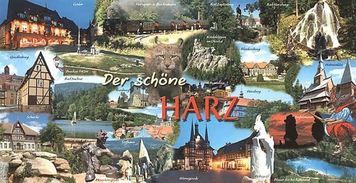 XXL-CARDS Harz 9916